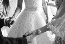 The wedding of Ezra Clara by FIVE Seasons WO