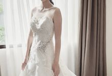 Couture Dress by VON BRIDAL