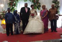 Wedding Eva & Kumaresh by Dea Rasa Catering