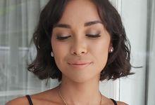 Bridal Photoshoot - Jade by NIKENIKKI Makeup Artist