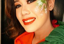 Make Up by Trisa Cintani Makeup & Hair Studio