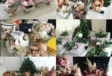 Hantaran Artificial FOR RENT by Florist By HaejaBudiman