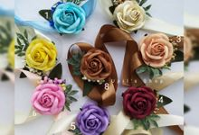 Hand Corsage by Upil's Shop Corsage Wedding