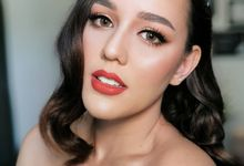 By Yescynta + Hairdo Team by Makeup By Jes