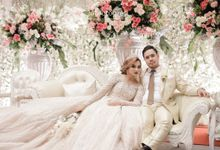 The Wedding Of Ezra Mayang by FIVE Seasons WO