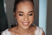 Bride - Jasmine by NIKENIKKI Makeup Artist