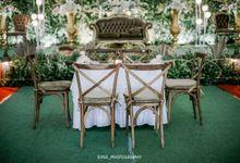 Gor Panawungan Pusparaya by Kampus Wedding Decoration
