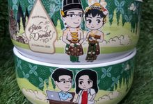 Sisca & Daniel by momogifts