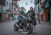 Prewedding Maya & Indra by Ruang Mimpi fotografi