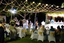 The Wedding of Shane & Meri by Dona Wedding Decoration & Planner