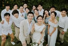 From the korean wedding of Valentina by D BRIDE