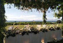 The Wedding of Shane & Meri by Dona Wedding Decoration & Planner