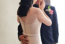 Alfon & Vena Wedding by Pamella Bong