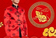 Happy Chinese New Year 2571 by Ventlee Groom Centre