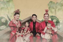 the Onsu Family by Yumi Katsura Signature