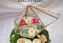 Tempat Cincin by Gallery Nara