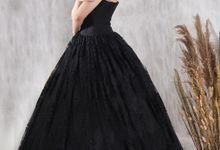 Rosé Dress & Arya Ball Gown by NIO by Irene