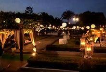 Lighting Support Tmii Anjungan Jawa Tengah by Nuansa Alam Dekorasi