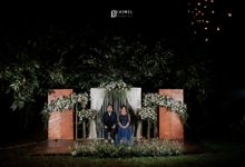 The Wedding Of Ceria & Adhit by Kalla Wedding Decor