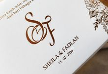 Sheila & Fadlan by Wondrous Gift and Favor