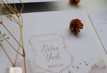 Invitation Mix Photo Frame - RATNA & YUDI by Jogja Wedding Net