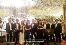 Sinichi & Agatha Wedding by Sixth Avenue Entertainment