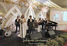 Christian & Emilia Wedding by Sixth Avenue Entertainment