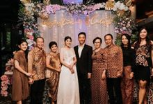 Agustinus & Calista's Engagement by Buttercup Decoration
