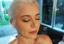 Aurelija Bride MUHD by NIKENIKKI Makeup Artist