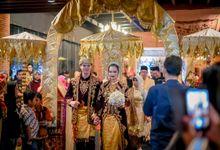 DITA & ANGGIT WEDDING by United Grand Hall