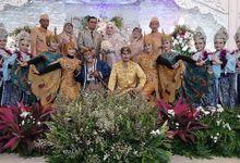 pernikahan adat sunda by IXORA HALL