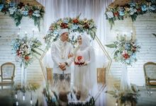 DHILA & IRFAN by Concetta Wedding Organizer