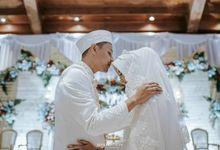 DHILA & IRFAN by Concetta Wedding Organizer