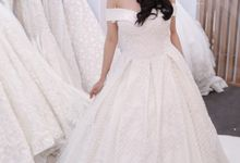 Wedding Gown by MarisaFe Bridal