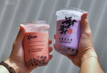 Loved by Customers by Xie Xie Boba