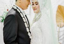 Wedding Intan & Romel by Zelmi Makeup