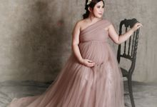 Maternity Makeup by Certified Makeup Artist - Yolinda Amelia MUA