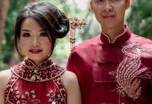 Jevon & Anna Sangjit by Pamella Bong