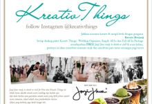 Promo Kreativ Things With Janji Jiwa by Kreativ Things Wedding Planner & Organizer