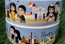Thomas & Nita by momogifts