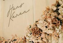 Wedding of Hans & Karen by Eugene & Friends