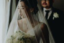 Wedding of Bernard & Cornelia by Eugene & Friends