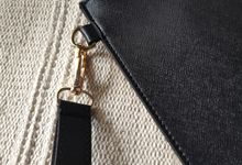 Pouch by Wondrous Gift and Favor