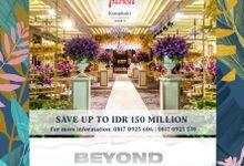 WEDDING PROMO by Hotel Indonesia Kempinski Jakarta