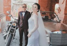 The Wedding Of Christian & Siscatania by Vi Organizer
