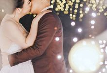 The Wedding Of Christian & Siscatania by Vi Organizer