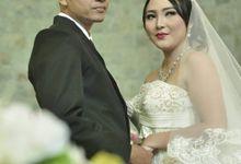 Intimate Wedding Gedung by Deandra Wedding Planner