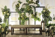 """URBAN JUNGLE"" by FIORE & Co. Decoration"
