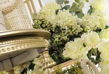 """SHADES OF WHITE"" by FIORE & Co. Decoration"