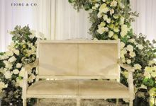 """ROSE STORY"" by FIORE & Co. Decoration"